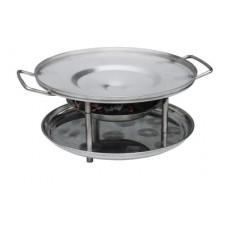 Садж для подогрева шашлыка и приготовления национальных блюд Гриль Мастер
