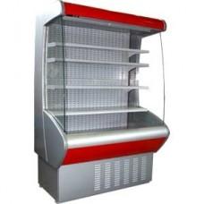 Холодильная горка гастрономическая F 20-08 VM 1,3-2 Carboma ВХСп-1,3