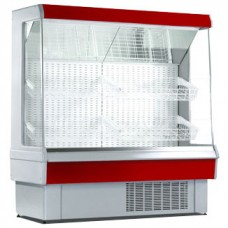 Холодильная горка Свитязь 180П ВВ фруктовая GolfstreamГольфстрим