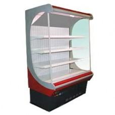 Холодильная горка Свитязь 2 125П ВВФ фруктовая GolfstreamГольфстрим