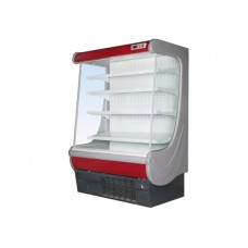 Холодильная горка Вилия CV 130 ВС гастрономическая Golfstream Гольфстрим