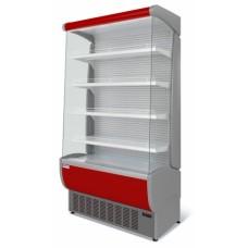 Пристенная холодильная витрина Флоренция ВХСп-1,2 МХМ МариХолодМаш