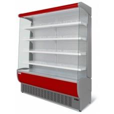 Пристенная холодильная витрина Флоренция ВХСп-1,6 МХМ МариХолодМаш