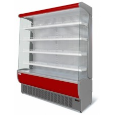 Пристенная холодильная витрина Флоренция ВХСп-1,9 МХМ МариХолодМаш