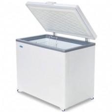 Холодильный ларь СНЕЖ МЛК-350 с глухой крышкой