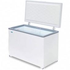 Холодильный ларь СНЕЖ МЛК-400 с глухой крышкой
