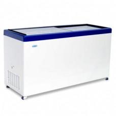 Холодильный ларь СНЕЖ МЛП-500 с прямым стеклом