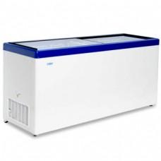 Холодильный ларь СНЕЖ МЛП-600 с прямым стеклом