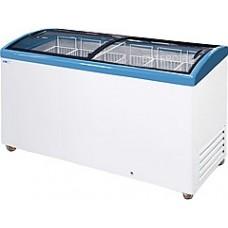 Морозильный ларь CF 500 C с гнутыми раздвижными стеклами ITALFROST