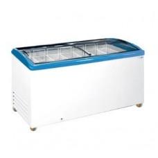 Морозильный ларь CF 600 C с гнутыми раздвижными стеклами ITALFROST