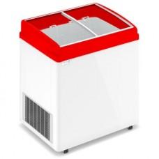 Морозильный ларь FROSTOR Gellar FG 250 E с гнутым стеклом