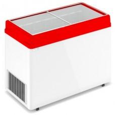 Морозильный ларь FROSTOR Gellar FG 400 C с прямым стеклом