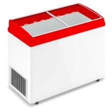Морозильный ларь FROSTOR Gellar FG 400 E с гнутым стеклом