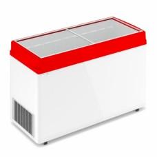 Морозильный ларь FROSTOR Gellar FG 500 C с прямым стеклом