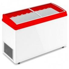 Морозильный ларь FROSTOR Gellar FG 500 E с гнутым стеклом