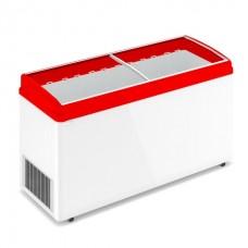 Морозильный ларь FROSTOR Gellar FG 600 E с гнутым стеклом