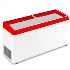 Морозильный ларь FROSTOR Gellar FG 700 E с гнутым стеклом