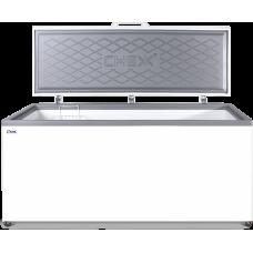 Морозильный ларь «СНЕЖ» МЛК-700 с глухой крышкой