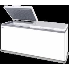 Морозильный ларь «СНЕЖ» МЛК-800 с двумя глухими крышками