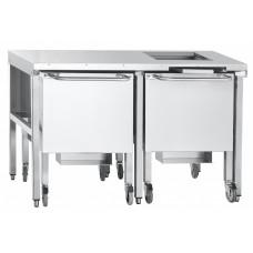 Бункер-накопитель для сбора и хранения льда БН-2-100 Abat Чувашторгтехника