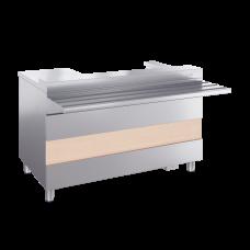 Кассовый стол с подлокотником КСП-1200-02 Ривьера Atesy