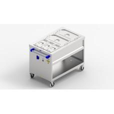 Электрический мармит передвижной ЭМП-70П Abat
