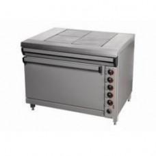 Плита электрическая 4-х конфорочная ПЭ-0,36ШП с жарочным шкафом Проммаш