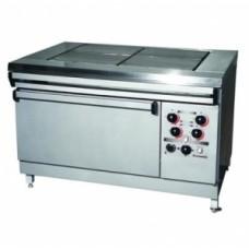 Плита электрическая 4-х конфорочная ПЭ-0,48Ш с духовкой Проммаш