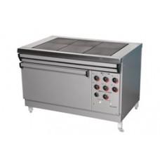Плита электрическая 6-ти конфорочная ПЭ-0,54Ш с духовкой Проммаш