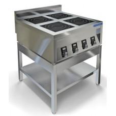 Плита индукционная четырехконфорочная ИПП-410145 Техно-ТТ
