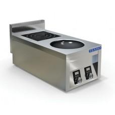 Плита индукционная комбинированная ИПК Техно-ТТ