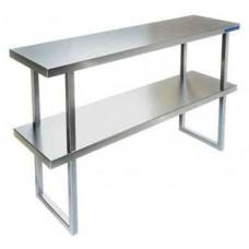 Полки настольные для производственных столов ПН Техно-ТТ