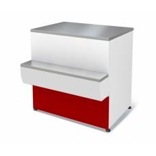 Неохлаждаемый прилавок - кассовый расчетный стол Таир П2629 МХММарихолодмаш