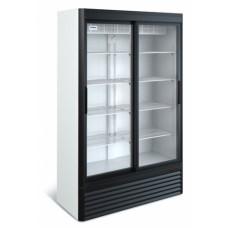 Холодильный шкаф ШХ-0,80С купе со статическим охлаждением МариХолодМаш