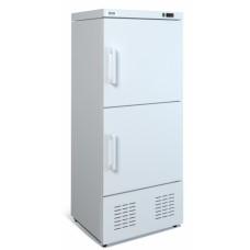Комбинированный холодильный шкаф ШХК-400М МХММариХолодМаш