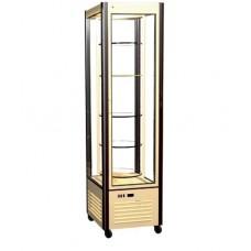 Кондитерский холодильный шкаф D4 VM 400-2 Carboma R400Cвр Полюс