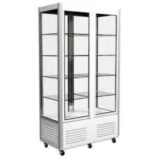 Кондитерский холодильный шкаф D4 VM 800-1 Carboma R800C Полюс