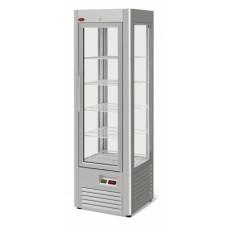 Кондитерский холодильный шкаф Veneto RS-0,4нерж МХММариХолодМаш