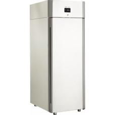 Шкаф холодильный Polair Standard CM107-Sm с глухой дверью Полаир