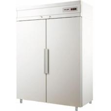 Шкаф холодильный Polair Standard CM110-S с металлическими дверьми Полаир