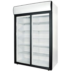 Шкаф холодильный Polair Standard DM110Sd-S со стеклянными дверьми Полаир