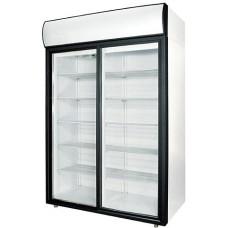 Шкаф холодильный Polair Standard DM114Sd-S со стеклянными дверьми Полаир
