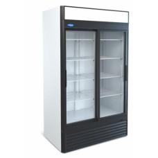 Универсальный холодильный шкаф Капри 1,12УСК Купе МХММариХолодМаш