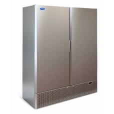 Универсальный холодильный шкаф Капри 1,5УМнерж. МХММариХолодМаш