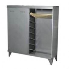 Шкаф нейтральный для хранения хлеба в лотках ШХХ-1В Проммаш