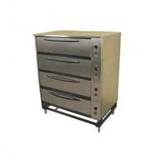 Шкаф пекарский электрический ЭШП-4с 4-х секционный Тулаторгтехника