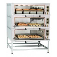 Шкаф пекарский ЭШП-3 320 °C Abat