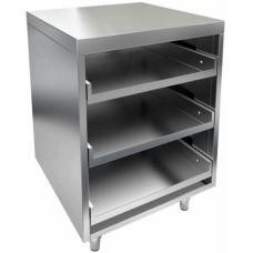 Стол для посудомоечных корзин без борта HICOLD НБМКБ