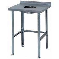 Стол для сбора отходов с бортом СРО-3/600 ATESY