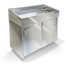 Стол-тумба для выкладки соков на льду СП-534 Техно-ТТ